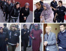 Arbitrary detention