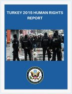 Turkey-2015-Human-Rights-Report