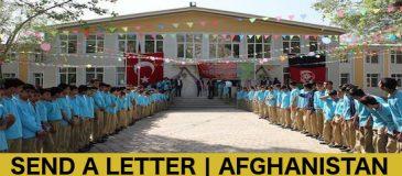 send-letter-afghanistan