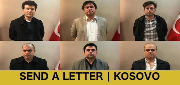 TURKISH NATIONALS DETAINED IN KOSOVO AND FACE POSSIBLE EXTRADITION